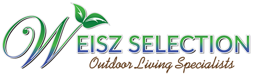 About Weisz Selection Logo - Outdoor Living Specialists